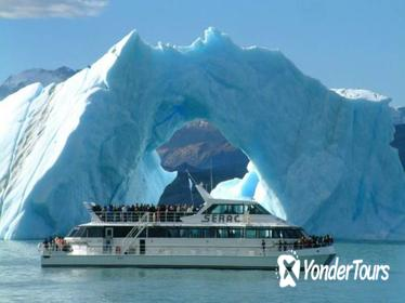 Boat Trip on the Ice Rivers of the Perito Moreno Glacier