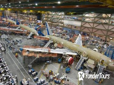 Boeing Factory and Future of Flight Aviation Center Tour from Seattle