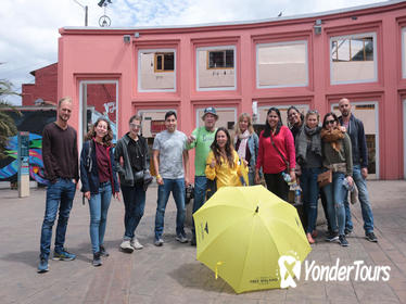 Bogota La Candelaria Shared Walking Tour