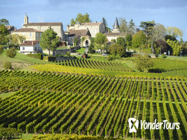 Bordeaux Shore Excursion: Private St-Emilion Half-Day Trip