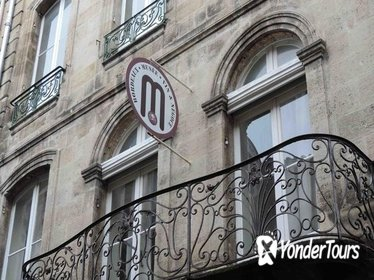 Bordeaux Wine and Trade Museum with Wine Tasting Admission Ticket