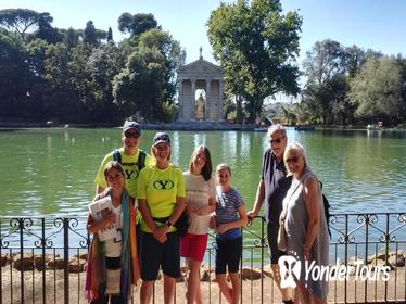 Borghese Gallery Small Group Tour and Gardens