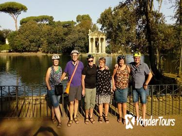 Borghese garden bike tour