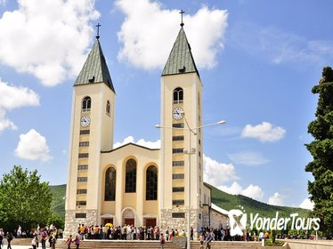 Bosnia and Herzegovina: Medjugorje Private Day Trip from Dubrovnik