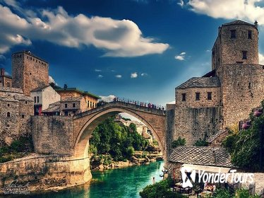 Bosnian Private Day Tour: Mostar and Medjugorje from Split