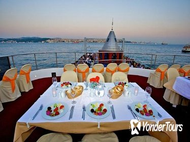 Bosphorus Dinner Cruise From Istanbul Europe Side