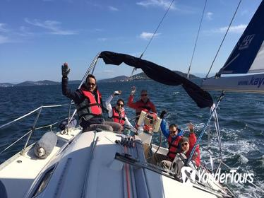 Bosphorus Strait Sailing Adventure Tour in Istanbul