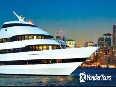 Boston New Year's Eve Dinner Cruise