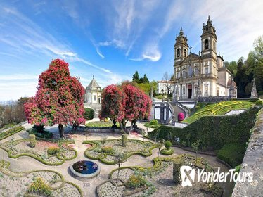 Braga and Guimaraes Full Day Tour from Porto with Lunch