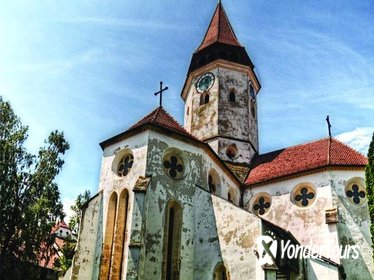 Brasov Fortified Churches Tour