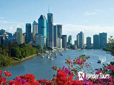 Brisbane Sightseeing Tour and Brisbane River Cruise