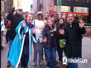 Broadway Musical Theater Walking Tour