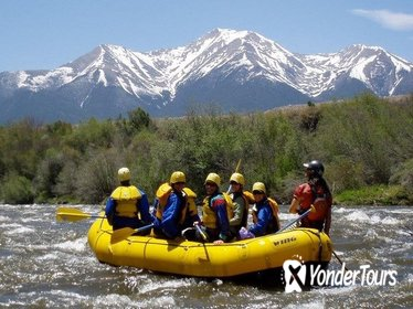 Browns Canyon Express Whitewater Rafting