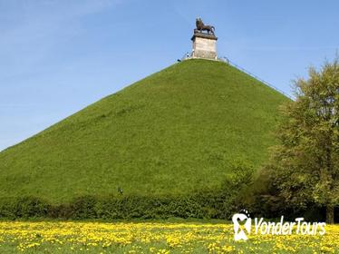 Brussels Battle of Waterloo Sites Small-Group Half-Day Tour