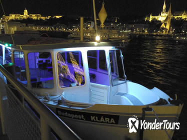Budapest Private Boat Tour