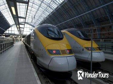 Budget Independent Rail Tour to Paris by Eurostar