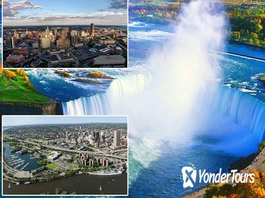 Buffalo to Niagara Falls NY Day Tour