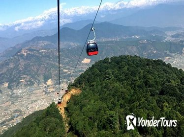 Cable Car Day Tours Chandragiri and hike to Matatirtha