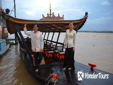 Cai Be Floating Market, Sa Dec Town and Mekong Queen Cruise Day Trip from Ho Chi Minh City