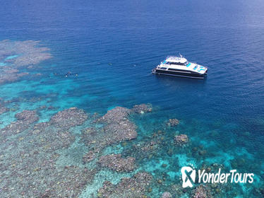 Calypso Outer Great Barrier Reef Cruise from Port Douglas