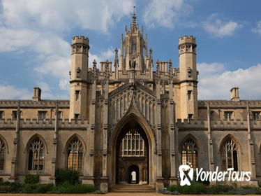 Cambridge University Walking Tour with St. John's College