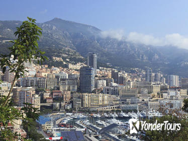Cannes Shore Excursion: Small-Group Monaco and Eze Half-Day Tour