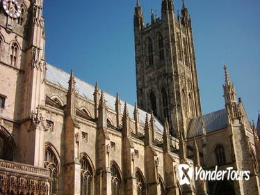 Canterbury Private Day Tour With Option For White Cliffs of Dover