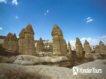 Cappadocia Tour By Bus From Istanbul
