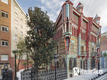 Casa Vicens Guided Tour (Gaudi's First House)