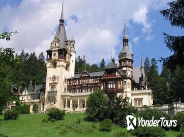 Castles of Transylvania - Private Day Trip from Bucharest