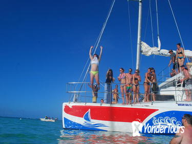 Catamaran and Snorkel Tour of Punta Cana