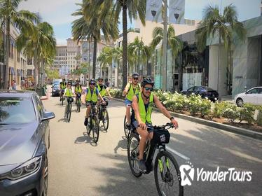 Celebrity Bike Tour (Guided)