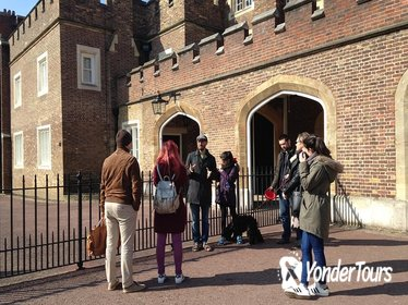 Central London Walking Tour