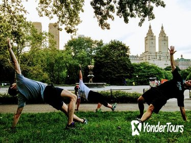 Central Park Core Tour: A Sight Running Experience