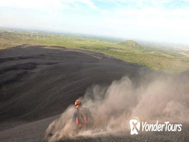 Cerro Negro Hiking and Sand Boarding from León