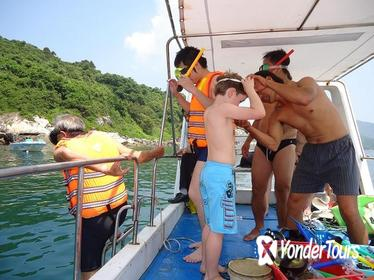 Cham Island Day Trip by Speed Boat from Hoi An or Da Nang