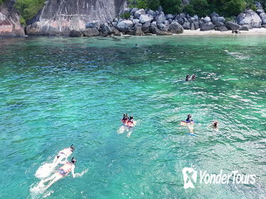 Cham Islands Snorkeling Tour by Wooden Boat from Hoi An
