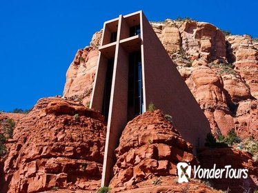 Chapel of the Holy Cross Advanced Segway Tour from Sedona