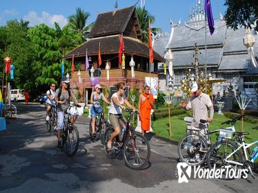 Chiang Mai City Culture Half-Day Cycling Tour