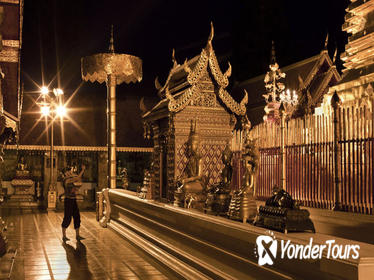 Chiang Mai Half-Day Tour of Doi Suthep and a Meo Hill Tribe Visit