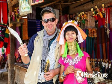 Chiang Rai Day Trip from Chiang Mai including Golden Triangle & Long Neck Tribe
