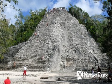 Chichen Itza, Cenote Ik Kil and Coba Ruins Day Trip from Playa del Carmen