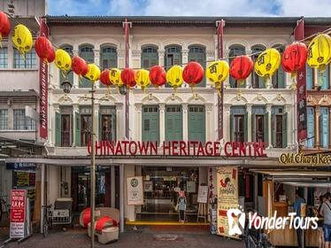 Chinatown Heritage Centre Admission Ticket