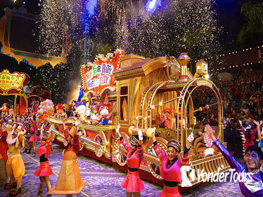 Chinese New Year Parade plus New Territories Tour