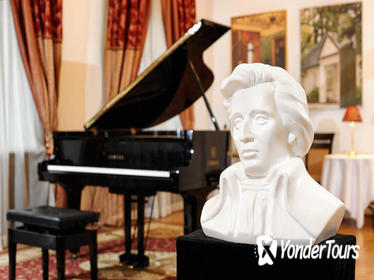 Chopin Piano Concert at Chopin Gallery in Krakow
