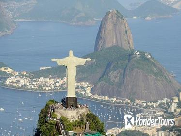 Christ the Redeemer Admission Ticket and Transportation by Van