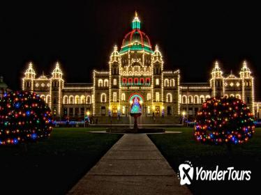 Christmas Lights Tour and Butchart Gardens