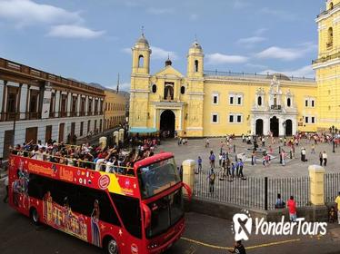 City Sightseeing Lima Panoramic Bus Tour