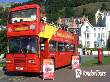 City Sightseeing Llandudno Hop-On Hop-Off Tour