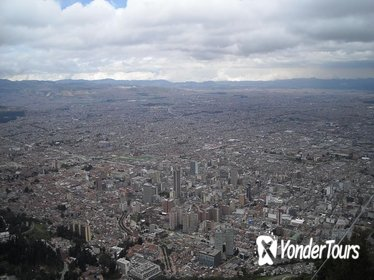 City tour 5 hours - Including Monserrate